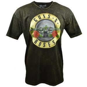 Other - Guns N Roses Rock Music Album T Shirt